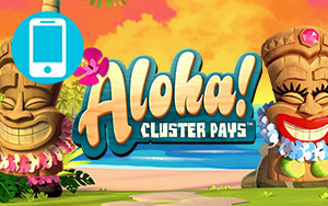 Aloha! Cluster Pays Touch
