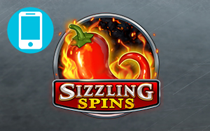 Sizzling Spins Mobile