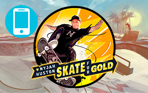 Skate For Gold Mobile