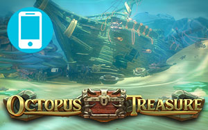 Octopus Treasure Mobile
