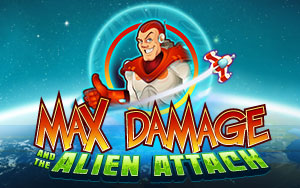 Max Damage and The Alien