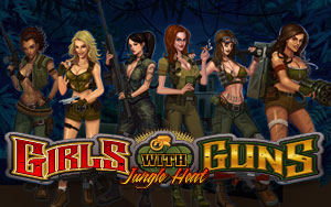 Girls with Guns- Jungle H