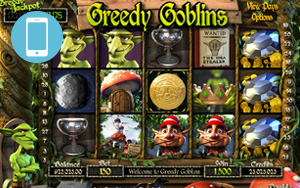 Greedy Goblins Mobile