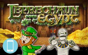 Leprechaun goes Egypt Mob