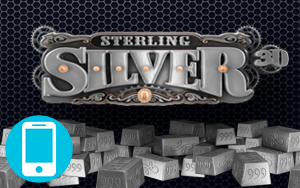 Sterling Silver Mobile